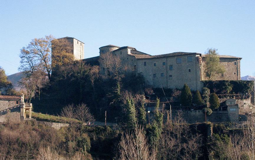 Pontremoli: il Castello del Piagnaro