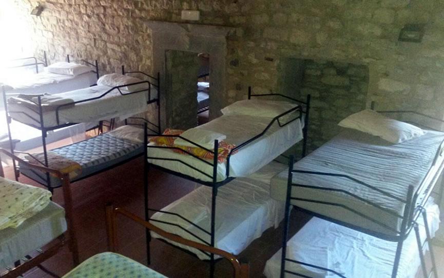 Pontremoli: il Castello del Piagnaro - Foresteria
