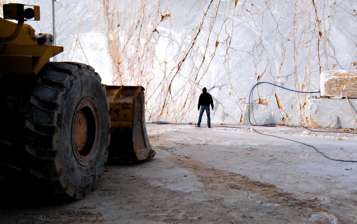 Carrara: Cave di marmo