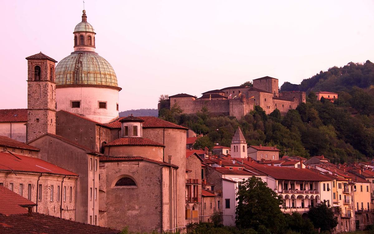 Pontremoli: la porta della Toscana