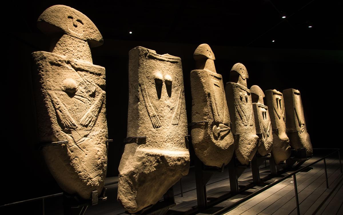 Pontremoli - il museo delle Satue Stele
