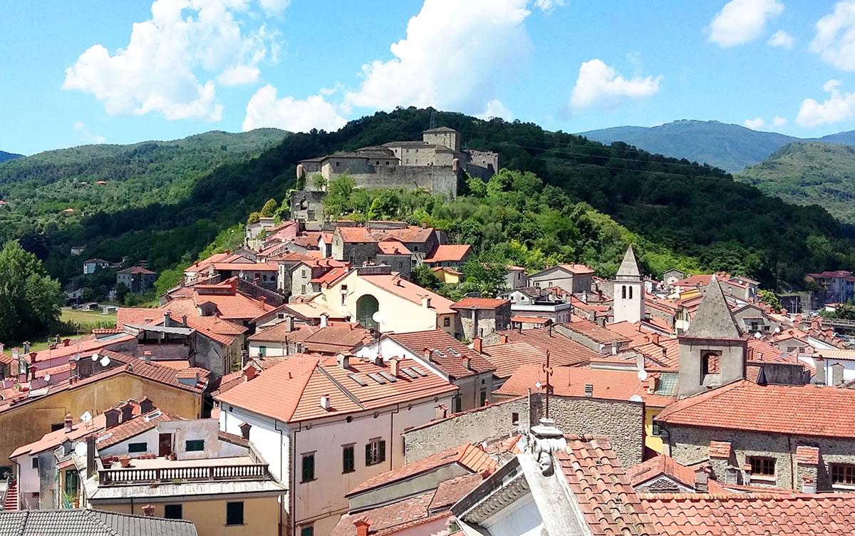 Pontremoli - il Castello del Piagnaro
