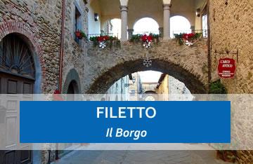 Filetto - il Borgo