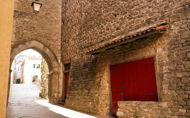Via francigena Pontremoli