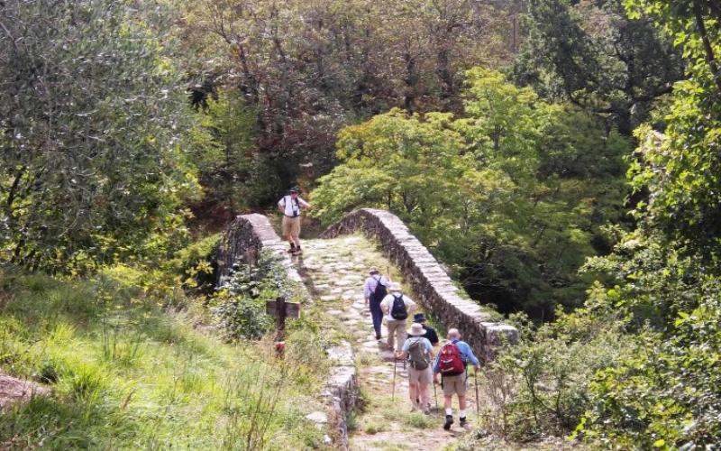 Via Francigena Lunigiana guida turistica